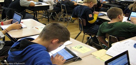How has technology changed education essay