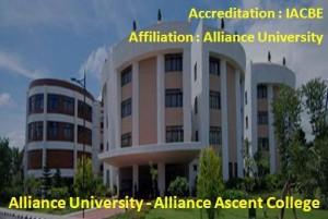 Top B-Schools in Bangalore - Alliance Ascent College