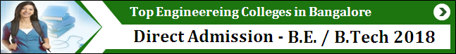 Direct Engineering Admission in Bangalore