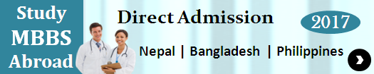 DIRECT MBBS ADMISSION ABROAD